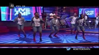 Dj Mshega ft Busi N   Get Down (Whistle Song)