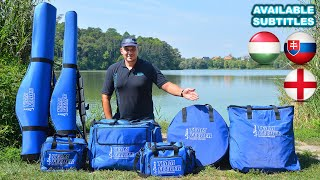Tamás Putz - We introduce the By Döme TEAM FEEDER bags
