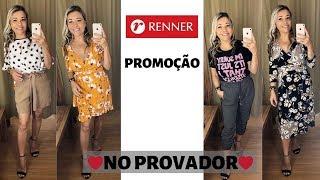 NO PROVADOR / RENNER PROMOÇÃO
