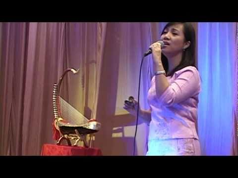 Myanmar Radio Song by Yadana Oo at Myanmar American Medical Education Society Gala Dinner 2010