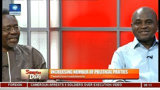 Oyebode, Moghalu Express Dismay Over The Unsavoury State Of Politics Pt.4 |Sunrise Daily|