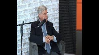 Godzina z samorządem - Piotr  Przytocki, prezydent Krosna