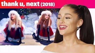 Ariana Grande Breaks D๐wn Her Iconic Music Videos | Allure