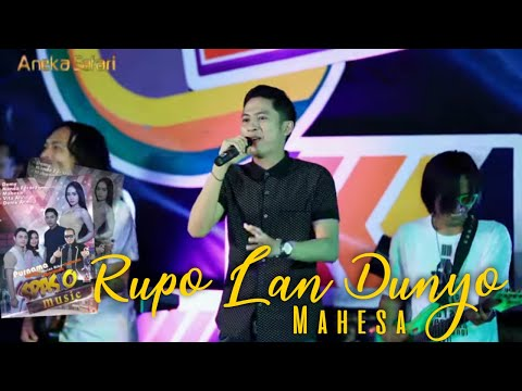 Mahesa - Rupo Lan Dunyo [Official VIdeo]