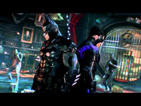 Official Batman: Arkham Knight Launch Trailer
