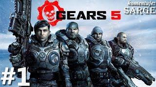 Zagrajmy w Gears 5 PL odc. 1 - PRZED PREMIERĄ!