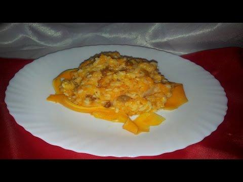 Рисовая каша с тыквой - пошаговый рецепт с фото на