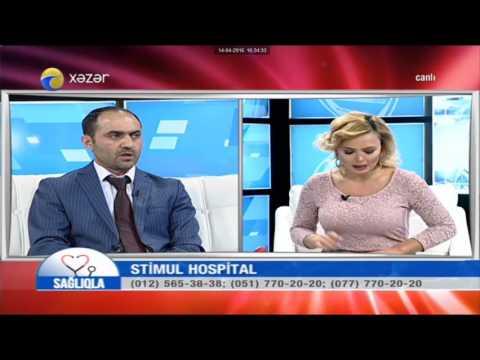 Stimul Hospital  Dr. Ramiz Abdullayev uroloqandroloq Sağlıqla verlişində