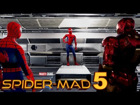 Spider-Man: Homecoming Spoof Ep.5 | Hindi Comedy Video | Pakau TV Channel
