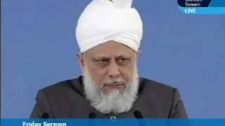 Ahmadiyya Khalifa about Internet and Tabligh 2/6