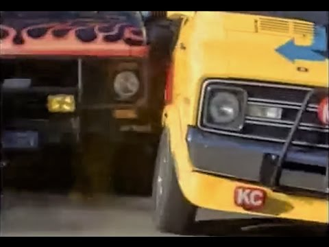 '74 Dodge Tradesman in The Van