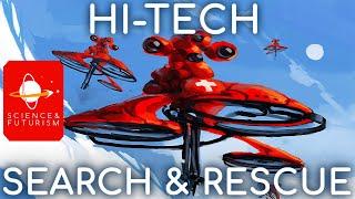 High-Tech Search & Rescue