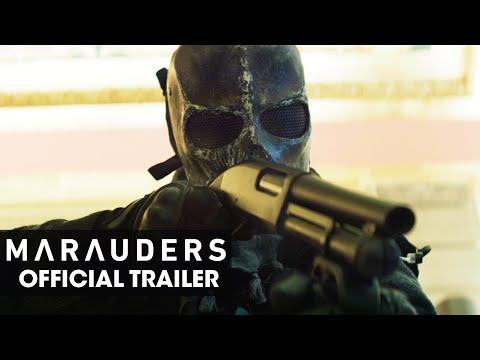 Marauders (2016 – Bruce Willis, Dave Bautista, Adrian Grenier, Christopher Meloni) Official Trailer