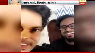 Nilam Ghore and Ameya khopkar chat on AIB's Tanmay Bhat Roasted Over 'Sachin vs Lata' Video