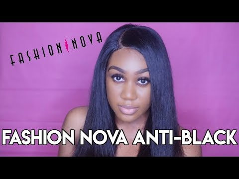 Fashion Nova is Anti-Bl@ck ? #GirlTalk