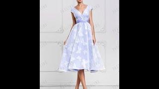 Вечернее платье Фонтейн TM PAULINE