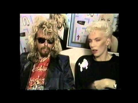 The Meldrum Tapes- Molly Meldrum Interviews The Eurythmics- 1986