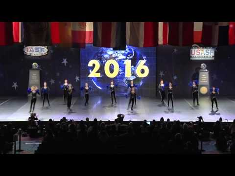 Strut Performing Arts - Senior Pom [2016 Small Senior Pom Finals]