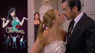 ¡Teresa sorprende a Aída y a Mariano juntos! | Teresa - Televisa
