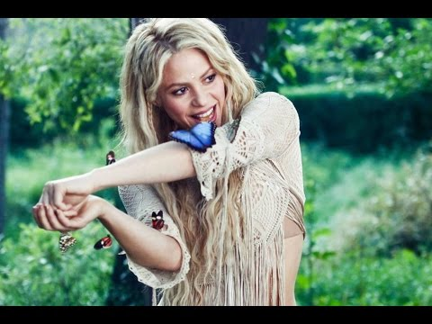 Shakira - Me Enamoré (Official English Lyric Video)