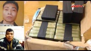 Truy tố đường dây mua bán gần 800 bánh heroin