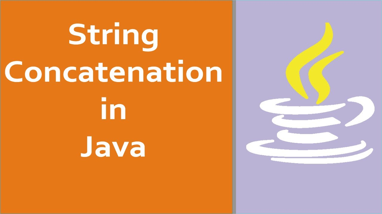 Java tutorials for beginners string concatenation using operator java tutorials for beginners string concatenation using operator baditri Choice Image