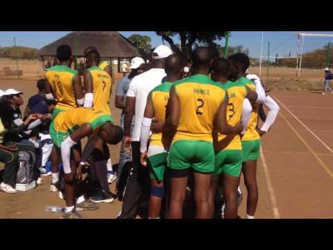 GZU Volleyball (Elders) vs Mutare Poly (1) Ztisu Group Games 2016