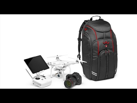 ManFrotto D1 Drone Backpack Review