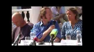 """Пресс-конференция съемочной группы фильма """"Две женщины"""""""