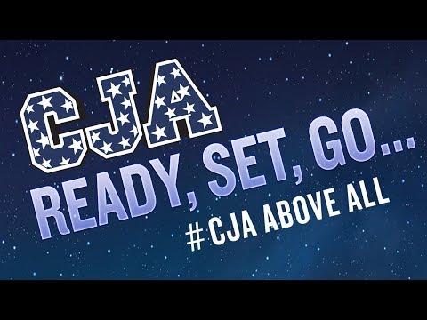 CJA Ready, Set, Go...