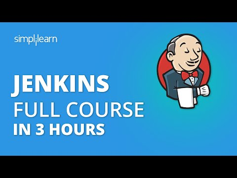 Jenkins Full Course | Jenkins Tutorial For Beginners | Jenkins Tutorial