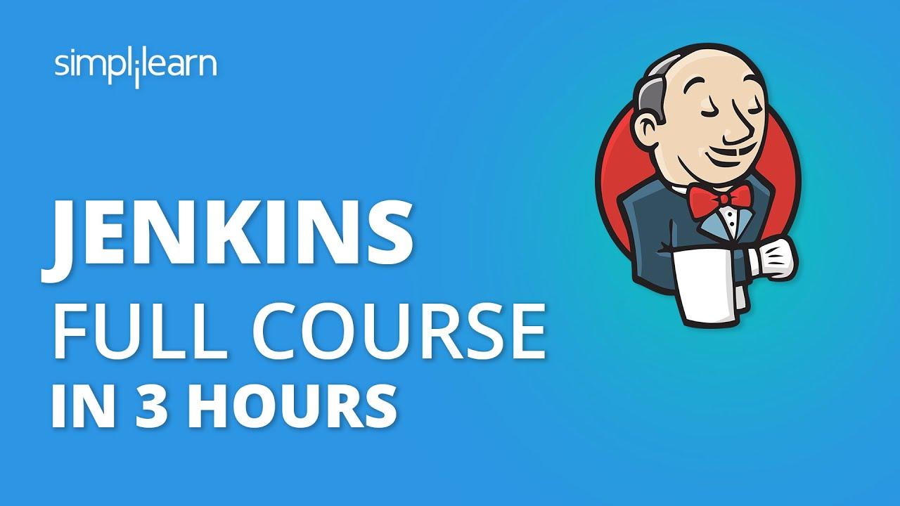 Jenkins Full Course | Jenkins Tutorial For Beginners | Jenkins Tutorial | Simplilearn