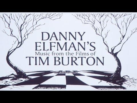 Danny Elfman, Palais des Congrès, Paris. Part 10 - Edward Scissorhands (Edward aux Mains d'Argent)