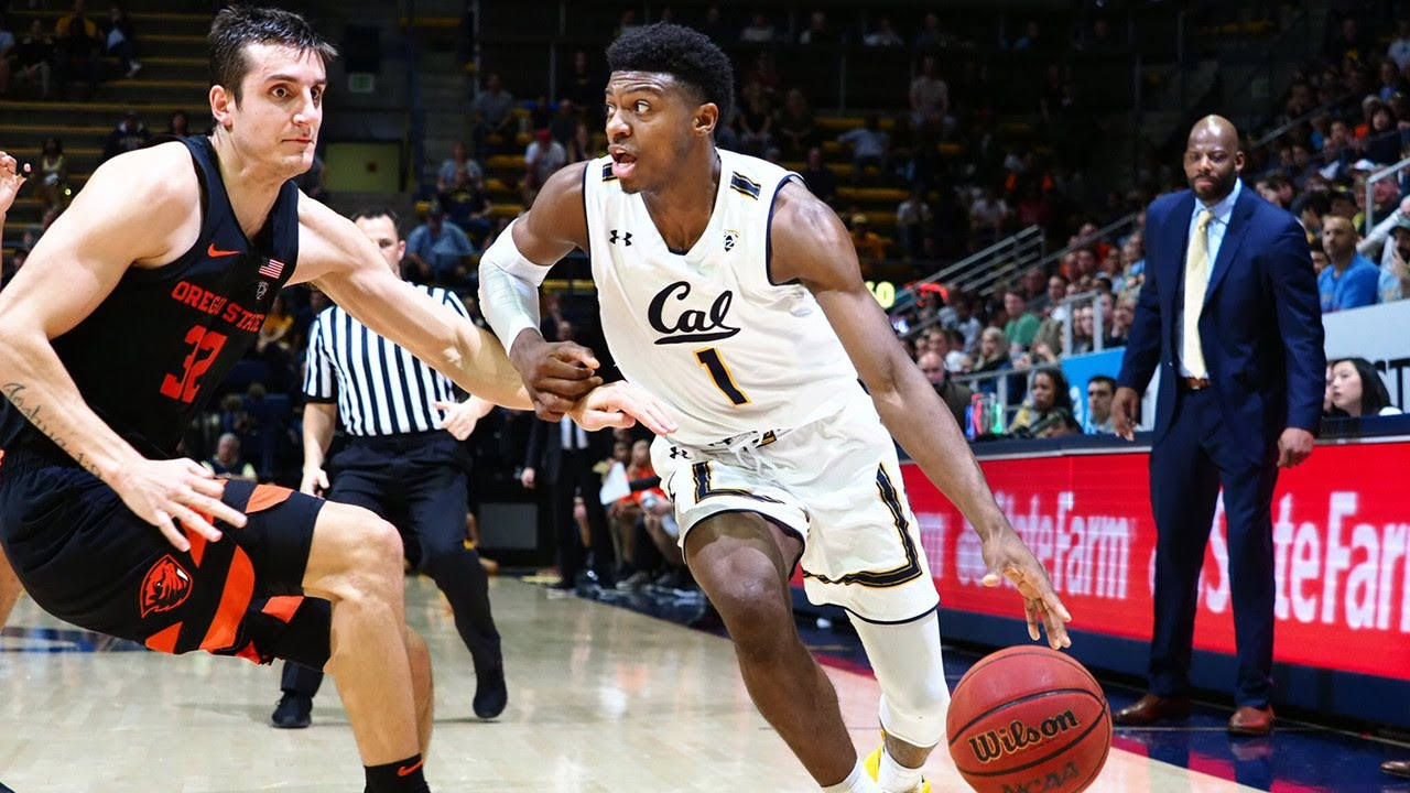 detailed look cfaa7 9d685 Recap: Cal men's basketball edges Oregon State in Berkeley