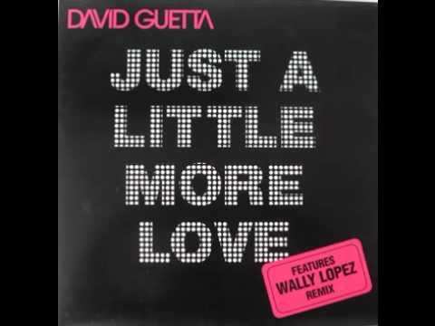 David Guetta - Just a Little More Love(feat. Chris Willis)-Audio