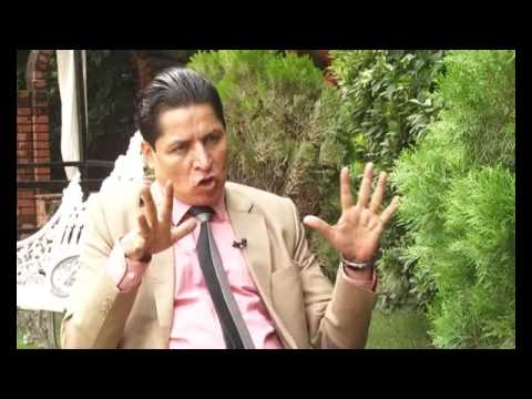 Dr. Punya Prasad Regmi /political video interview production in Nepal