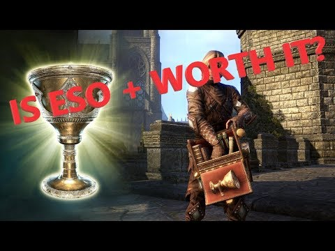 Is ESO + Worth it? Benefits of being a Plus Member