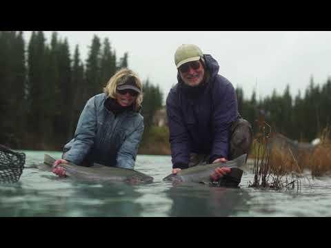 Fly Fishing For Steelhead In Alaska
