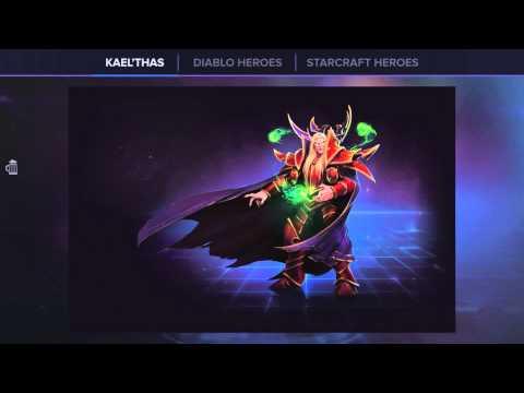 видео: heroes of the storm - Кто будет следующим героем?
