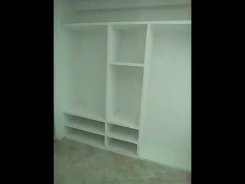 Livio graterol 0414 2984846 construcci n de closet de for Modelos de closets