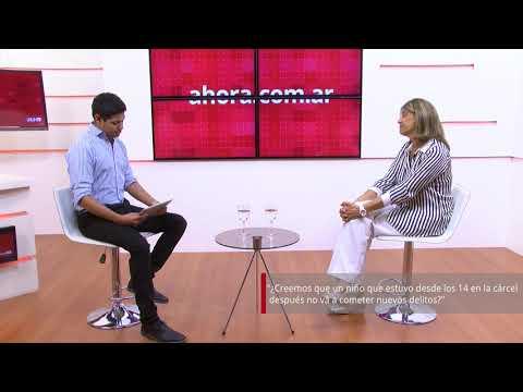 AHORA TV | Entrevista con Claudia Mizawak - Parte 2