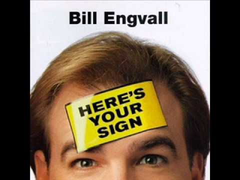 Bill Engvall 'Here's Your Sign' tracks 1-2, Intro. + I Love Golf