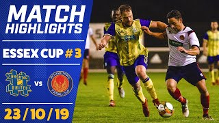 9 GOALS & A TATTOO?! - HASHTAG UNITED vs WITHAM TOWN FC