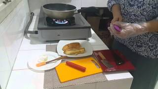 How To Make a Simple Hotdog