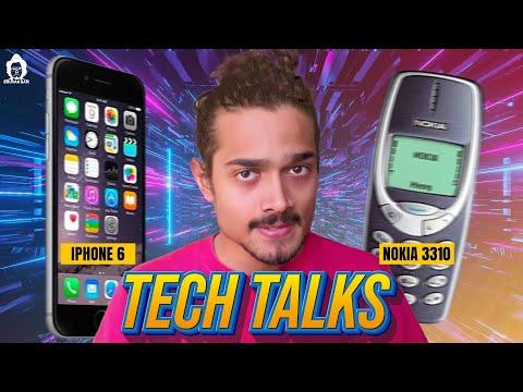 Comedy Hunt- #6 Tech Talk (iPhone6 vs. Nokia 3310)