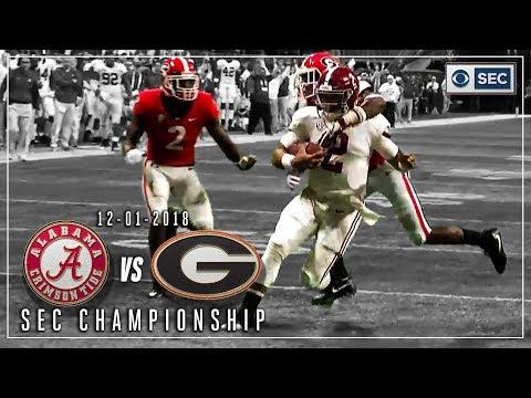 SEC Championship 2018: Jalen Hurts Leads Alabama to Comeback Win