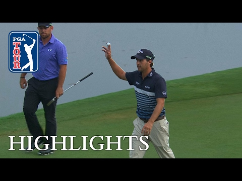 Highlights | final-round Four-ball play | Zurich Classic 2017