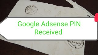 Google Adsense Pin Received / Happiest Moments / Sumer Sam Vlogs