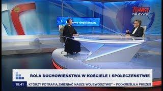 Rozmowy niedokończone: Rola duchowieństwa w Kościele i społeczeństwie cz.I