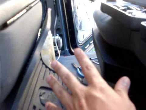 2008 Dodge Ram 1500 Quad Cab Stereo Install Video 1 - YouTube